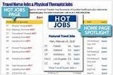 Hot Healthcare Jobs Photos