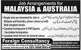 Overseas Job Consultancy Pictures