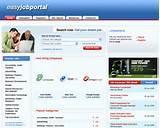 Job Website Pictures