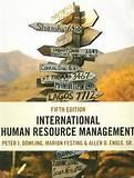 Photos of International Human Resource Management