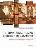 Images of International Human Resource Management