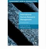 International Human Resource Management Images