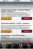 Photos of Local Job Listings