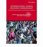 International Human Resource Management Photos