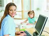 Images of Work From Home Technology Jobs