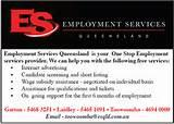 Pictures of Employment Services Queensland