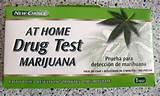 Images of Marijuana Drug Tests