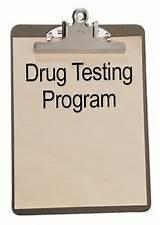 Images of Random Drug Testing Policy