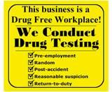 Workplace Drug Testing Pictures