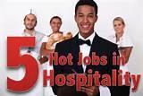 Hot Jobs Hospitality Photos