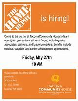 Job Benefits Home Depot Photos